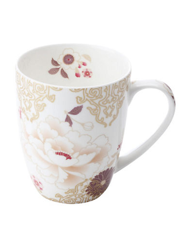 Maxwell & Williams Kimono Mug-WHITE-One Size