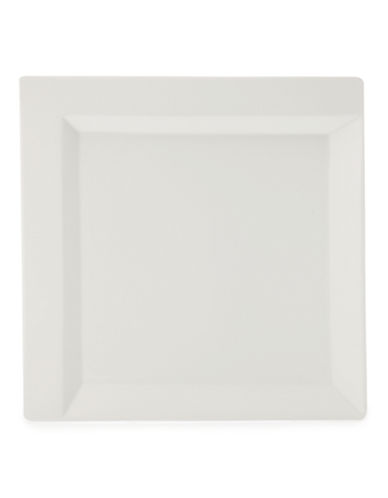 Maxwell & Williams ZiiZ Square Platter-WHITE-One Size
