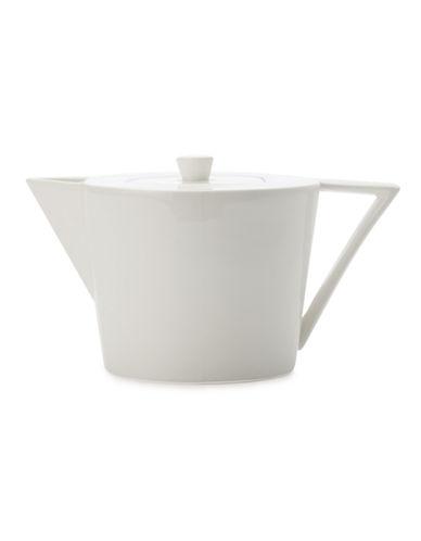Maxwell & Williams ZiiZ Teapot-WHITE-One Size