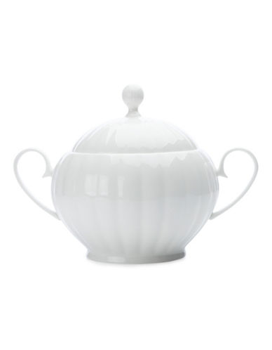Maxwell & Williams Cashmere Charming Covered Soup Tureen-WHITE-One Size