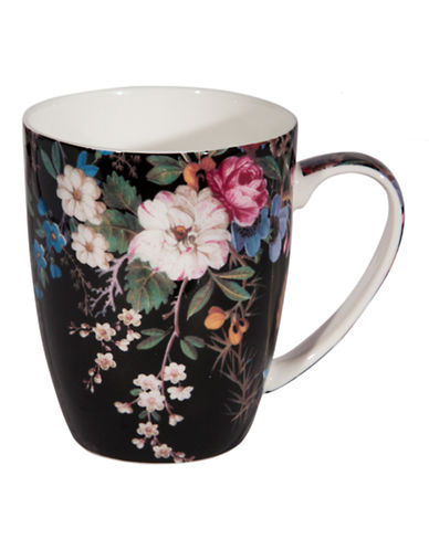 Maxwell & Williams William Kilburn Midnight Blossom Mug-MULTI-One Size 86875484_MULTI_One Size
