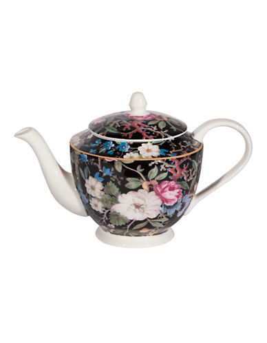 Maxwell & Williams William Kilburn Midnight Blossom Teapot-MULTI-500 ml 86875486_MULTI_500 ml