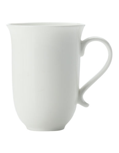 Maxwell & Williams White Rose Mug-WHITE-One Size