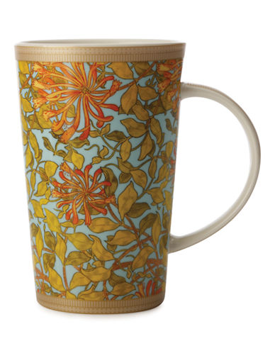 Maxwell & Williams William Morris Honeysuckle Conical Mug-ASSORTED-One Size