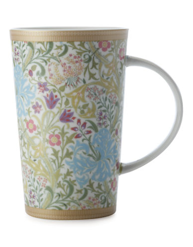 Maxwell & Williams William Morris Golden White Lily Conical Mug-ASSORTED-One Size 87332947_ASSORTED_One Size