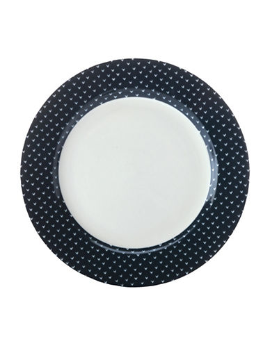 Maxwell & Williams Round Side Plate - Set of 4-INDIGO-One Size