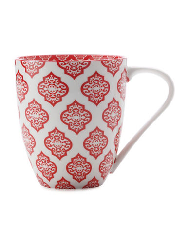 Maxwell & Williams Alcazar Porcelain Mug-RED-500 ml 88097315_RED_500 ml