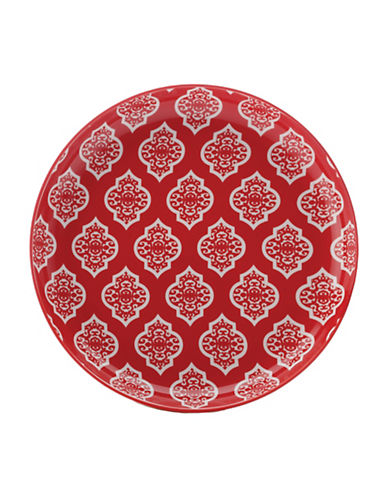 Maxwell & Williams Alcazar Porcelain Side Plate-RED-One Size