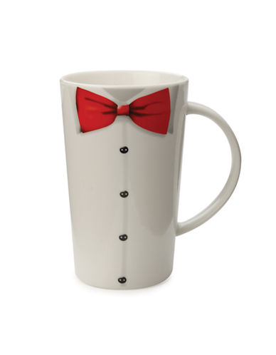 Maxwell & Williams Christopher Vine Gentleman White Mug-WHITE-One Size 87625770_WHITE_One Size