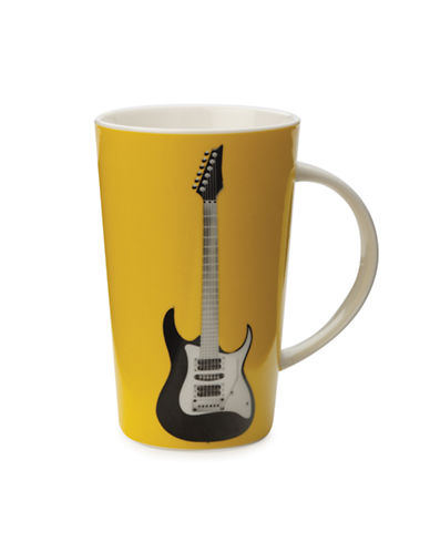 Maxwell & Williams Christopher Vine Riff Mug-YELLOW-One Size 87625780_YELLOW_One Size