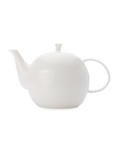 Maxwell & Williams Mansion Teapot-WHITE-One Size