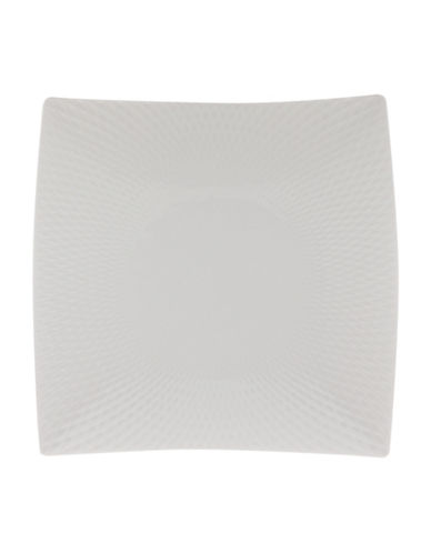 Maxwell & Williams Five-Inch Diamond Porcelain Plate-WHITE-One Size