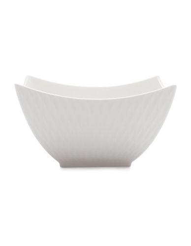 Maxwell & Williams Diamond Porcelain Soup Bowl-WHITE-One Size