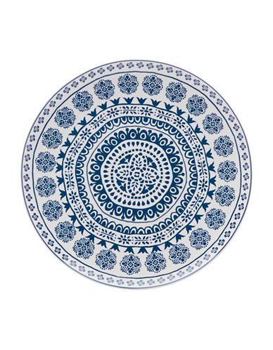 Maxwell & Williams Round Antico Platter-BLUE-One Size