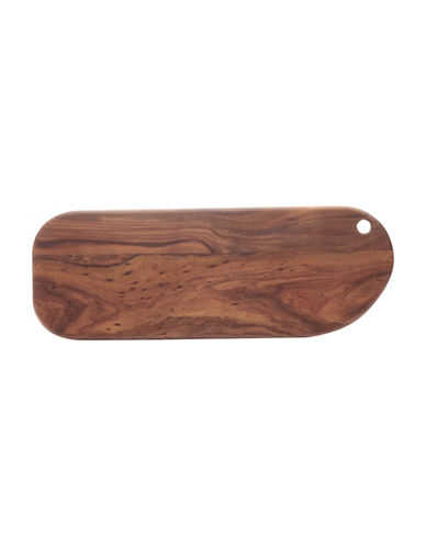 Maxwell & Williams Acacia Paddle Cutting Board-BROWN-One Size