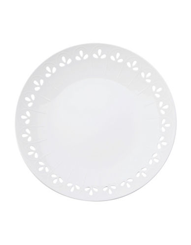 Maxwell & Williams Lille Round Platter-WHITE-One Size