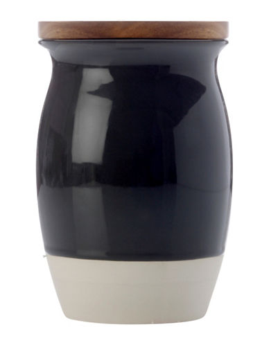 Maxwell & Williams Artisan Canister-CHARCOAL-1L