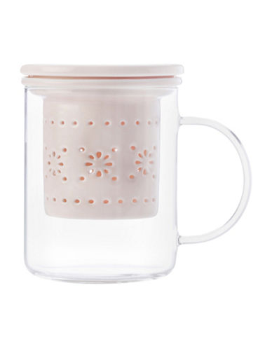 Maxwell & Williams Lille Infuser Mug-PINK-One Size 89295965_PINK_One Size