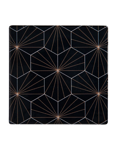 Maxwell & Williams Dark Opulence Aster Coaster-BLACK-One Size