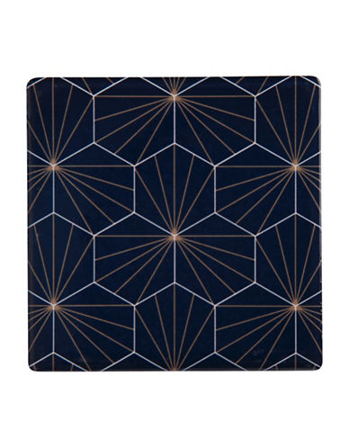 Maxwell & Williams Dark Opulence Aster Coaster-BLUE-One Size