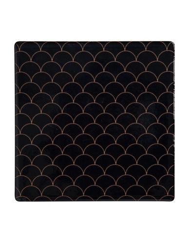Maxwell & Williams Dark Opulence Neptune Coaster-BLACK-One Size