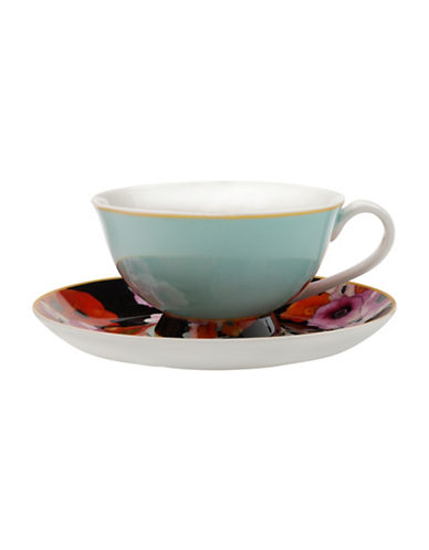 Maxwell & Williams Cashmere Bloems Cup and Saucer-BLUE-200 ml 89295917_BLUE_200 ml