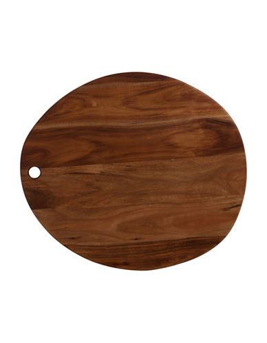 Maxwell & Williams Acacia Round 12.9-Inch Board-WOOD-17 Inches