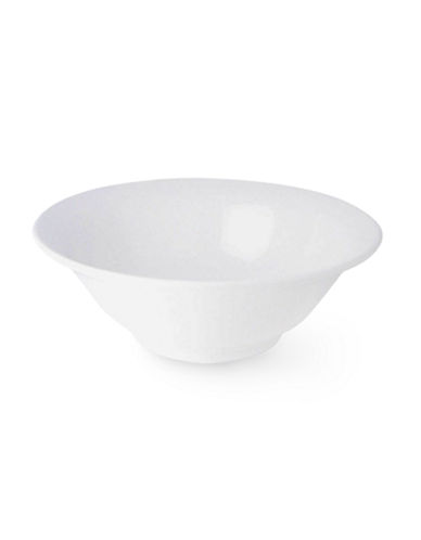 Maxwell & Williams Basics Lyon Bowl-WHITE-One Size