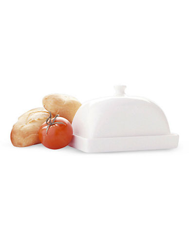 Basics Rectangular Butter Dish by Maxwell & Williams