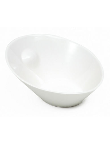 Maxwell & Williams Deco Biscuit Bowl-WHITE-One Size
