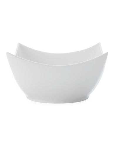 Maxwell & Williams Lotus Basics Bowl-WHITE-One Size