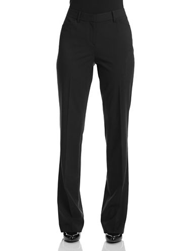Theory Custom Max 2 Dress Pants-BLACK-0