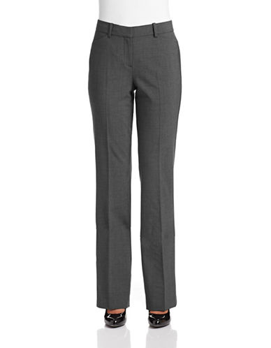 Theory Custom Max 2 Dress Pants-CHARCOAL-0