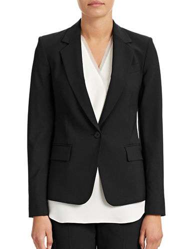 Theory Custom Gabe Blazer-BLACK-8
