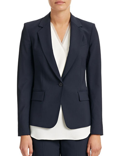 Theory Custom Gabe Blazer-BLUE-10