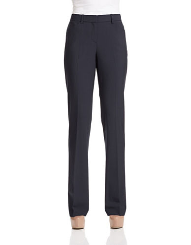 Theory Custom Max 2 Dress Pants-BLUE-4