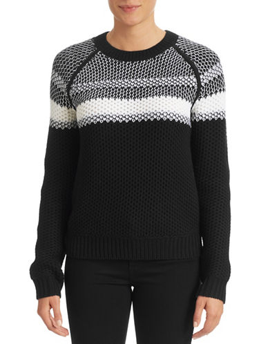 Theory Monochromatic Wool Knit Sweater 87938307