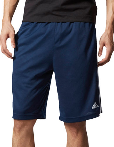 Adidas Essential Training Shorts-NAVY-X-Large 89036339_NAVY_X-Large