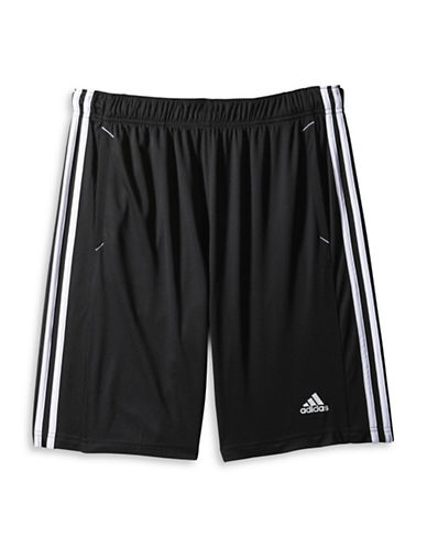Adidas Essential Active Shorts-BLACK-Small 88282361_BLACK_Small