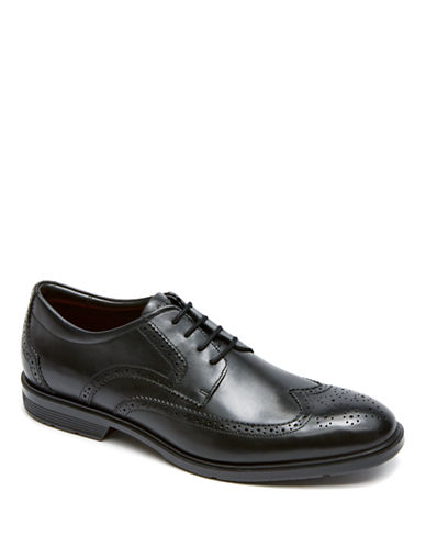 Rockport City Smart Wingtip-BLACK-11.5W