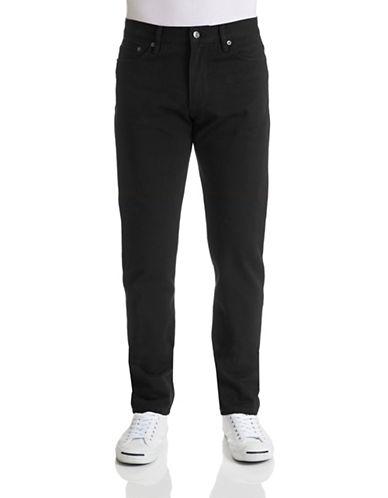 Kent & Curwen Slim Fit Jeans-BLACK-34