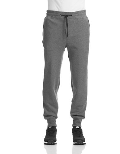 Kent & Curwen Zip Pocket Jogger Pants-GREY-X-Large 87853738_GREY_X-Large