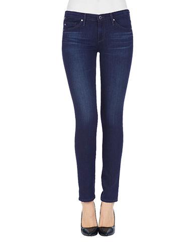Ag Jeans Stilt Skinny Jeans-BLUE-28