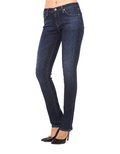 Ag Jeans Harper Straight Leg Jeans-BLUE-28