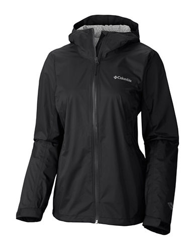 Columbia EvaPOURation Jacket-BLACK-Small
