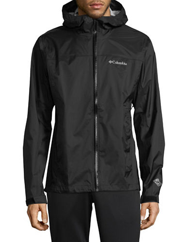Columbia Evaporation Jacket-BLACK-XX-Large