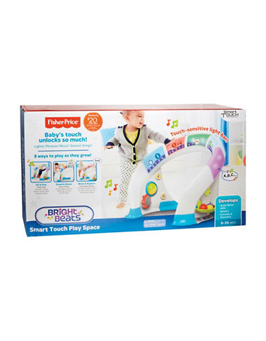 Fisher Price Smart Touch Play Space-MULTI-One Size