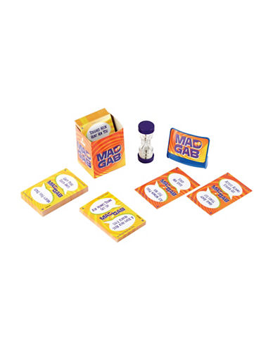 Mattel Mad Gab Game-MULTI-One Size