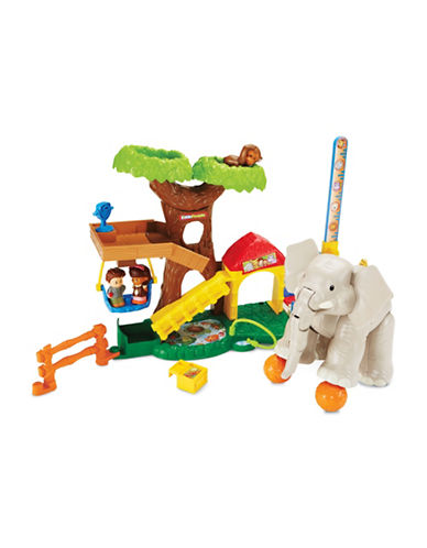 Fisher Price Little People Big Zoo-MULTI-One Size