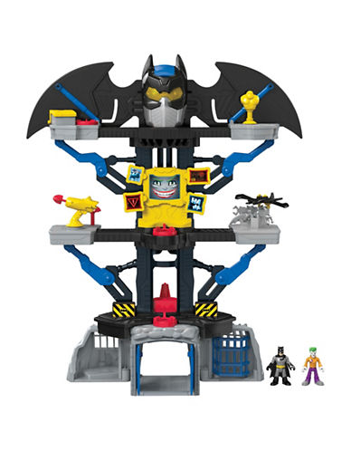 Fisher Price Imaginext Transforming Batcave-MULTI-One Size 88694215_MULTI_One Size